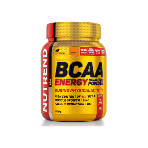 BCAA BCAA Energy Mega Strong Powder