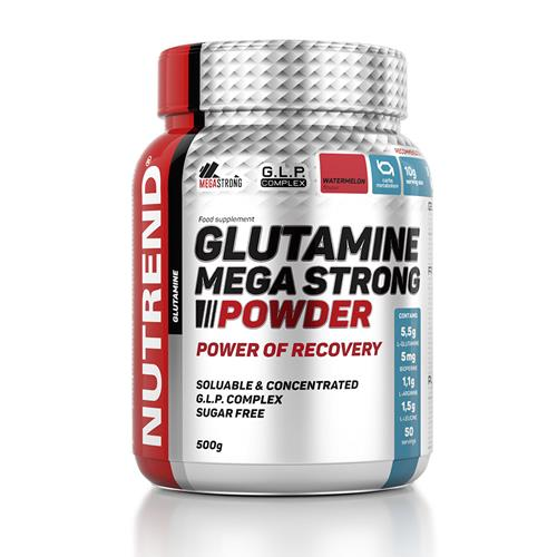 Acides aminés Glutamine Mega Strong Powder