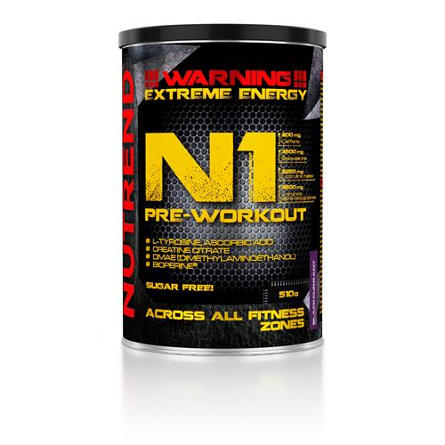 NUTREND N1 Pre WorkOut