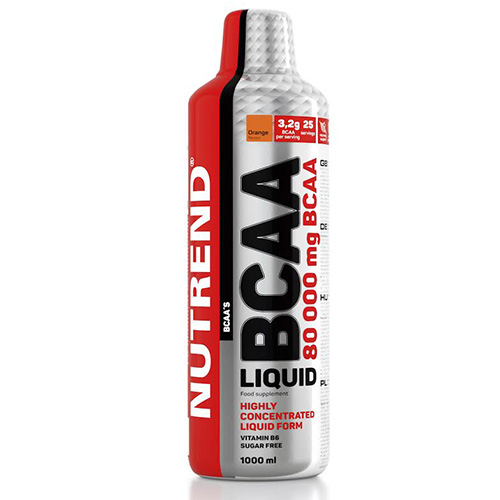 NUTREND - BCAA Liquid 1000 ml