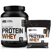 OPTIMUM NUTRITION Pack Protein Whey