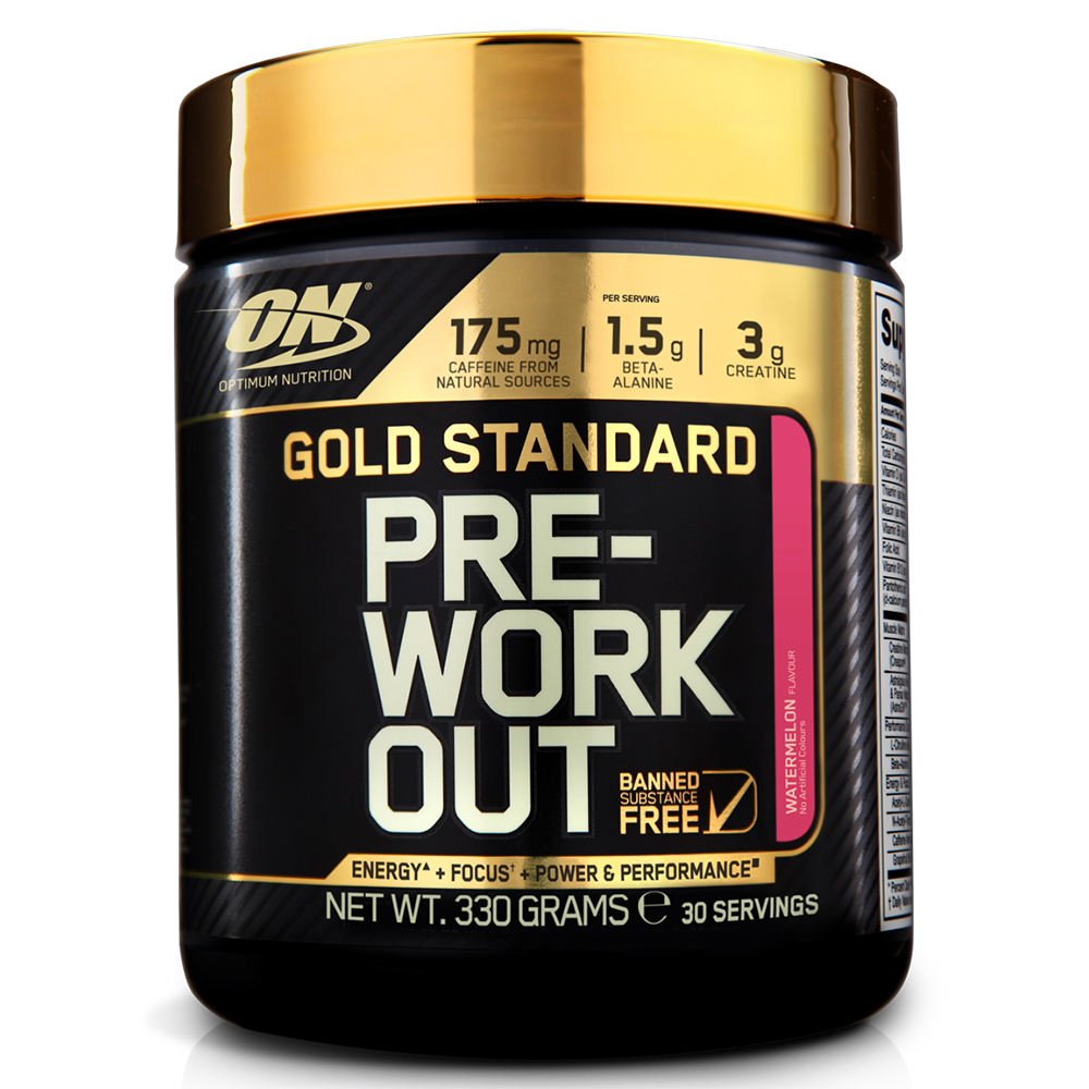 OPTIMUM NUTRITION - Gold Standard Pre Workout