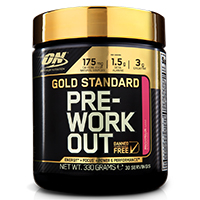 Suppléments Gold Standard Pre Workout