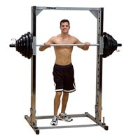 Postes isolés SMITH MACHINE HOME