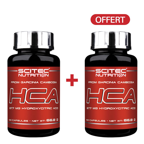 SCITEC NUTRITION Duo HCA