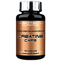 SCITEC NUTRITIONCreatine Caps