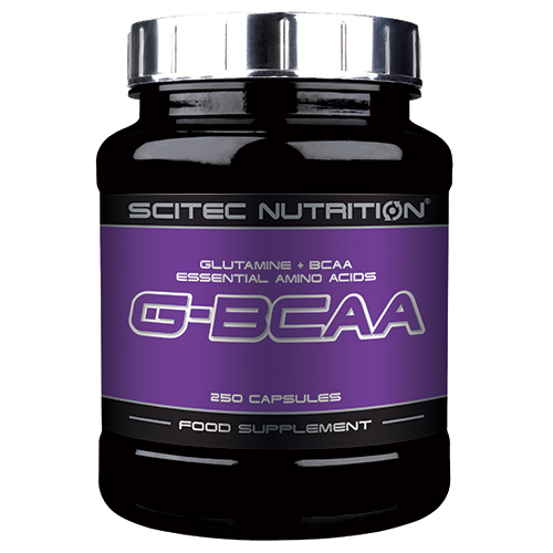 SCITEC NUTRITION - G BCAA