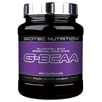 SCITEC NUTRITIONG BCAA