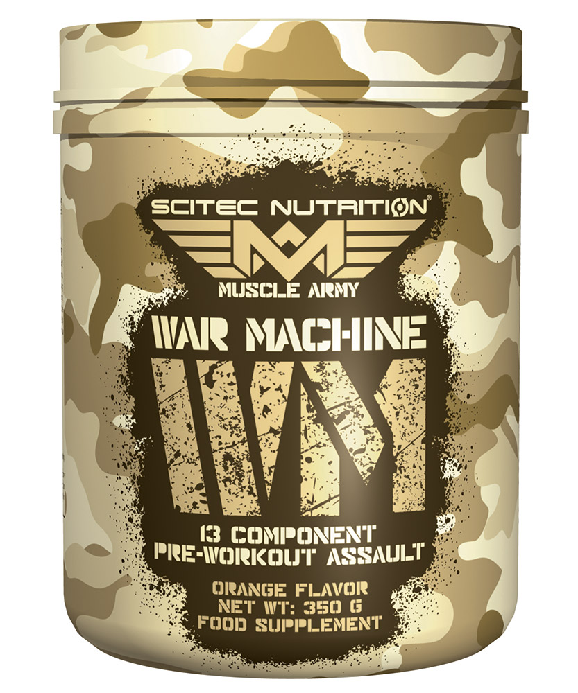 SCITEC NUTRITION - War Machine
