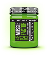SCITEC WOD CRUSHER Muscle Factor