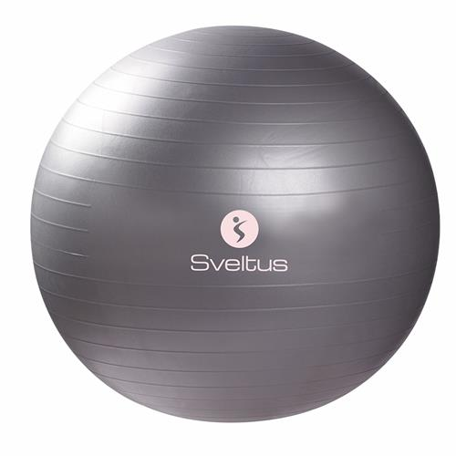 Accessoires fitness Gymball gris 65cm