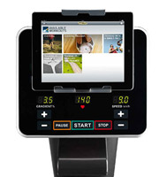 TECHNOGYM LiNk forma run & spazio