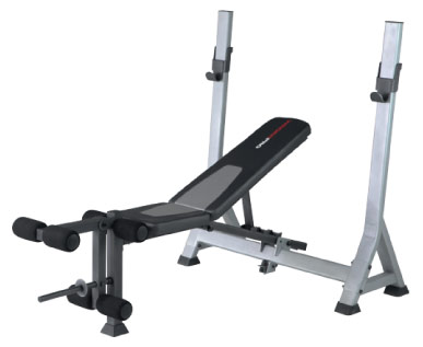 Weider Banc 340 Lc Postes Isolés Musculationfr
