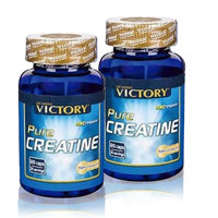 WEIDERNUTRITION Victory Pure Creatine 120 Caps Offre Duo